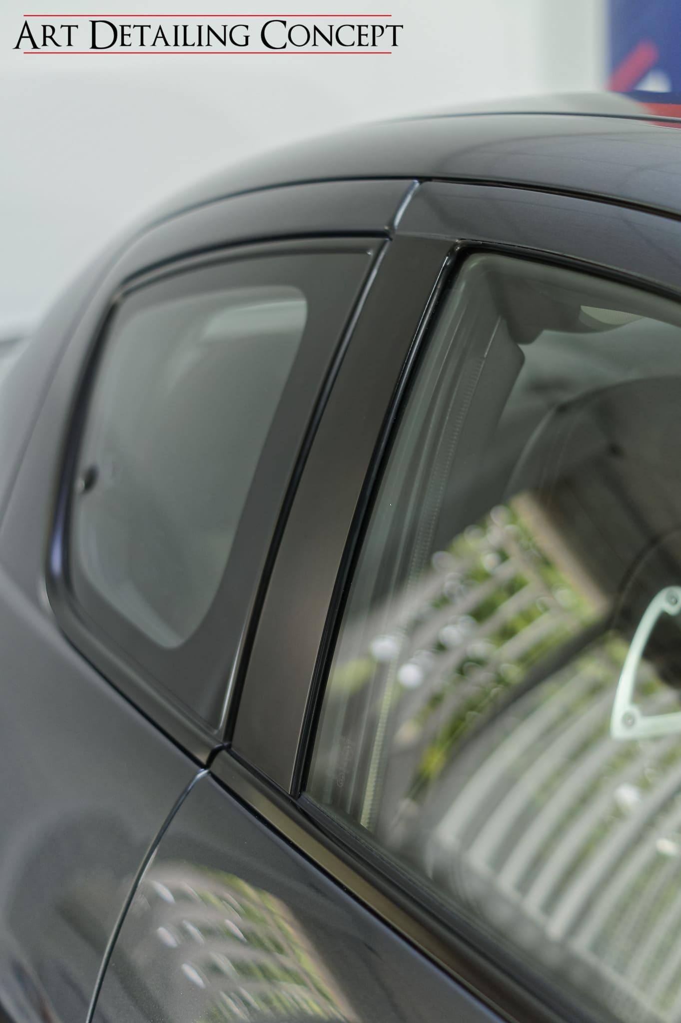 poli lustrage Mazda RX8