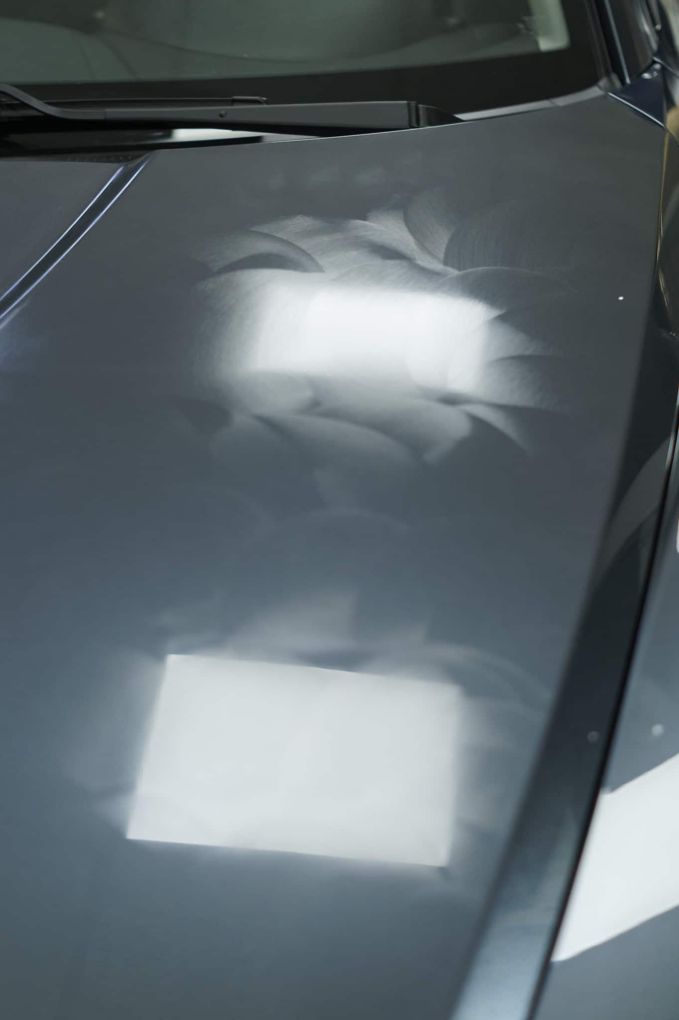 detailing cire carnauba sur RX8