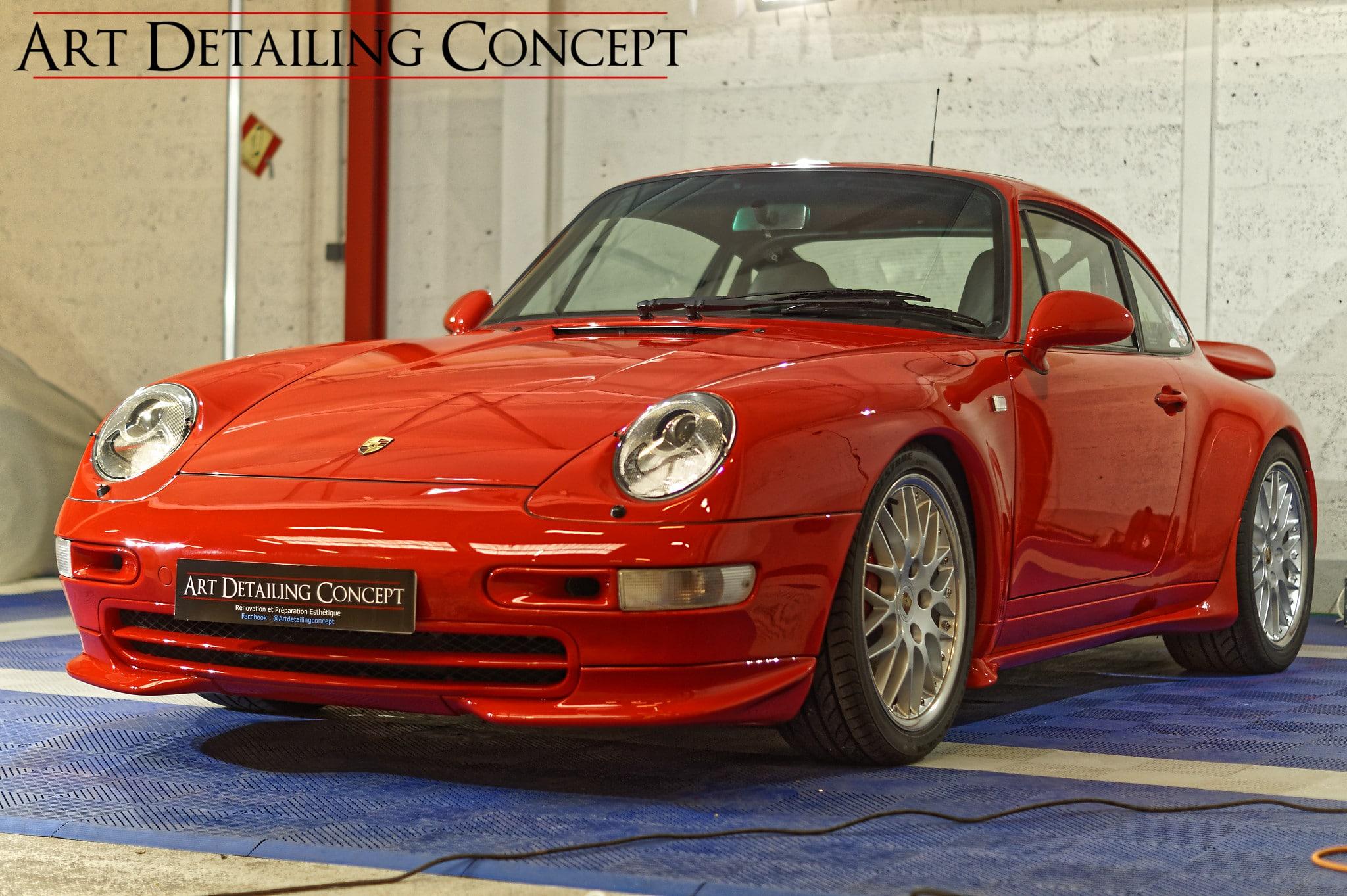 Detailing_Porsche_911
