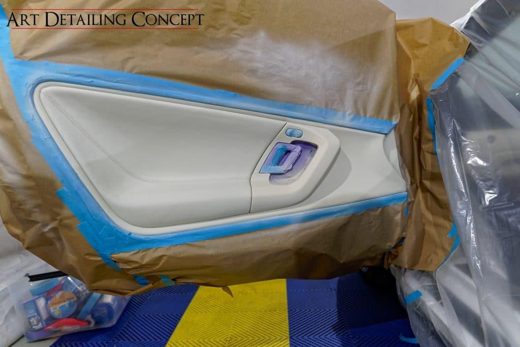 re-pigmentation Lamborghini