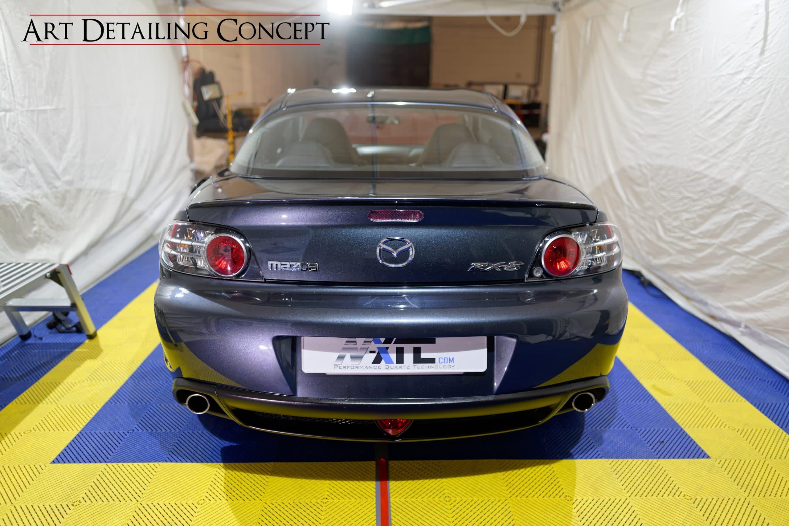 céramique Mazda RX8