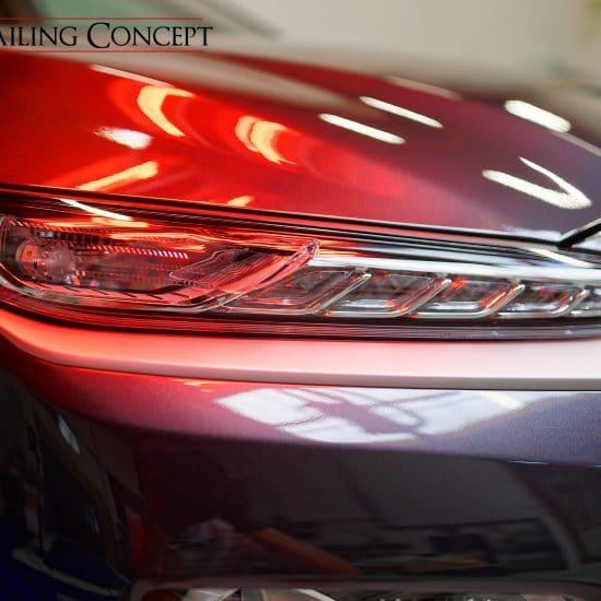 Hyundai traitement céramique phare