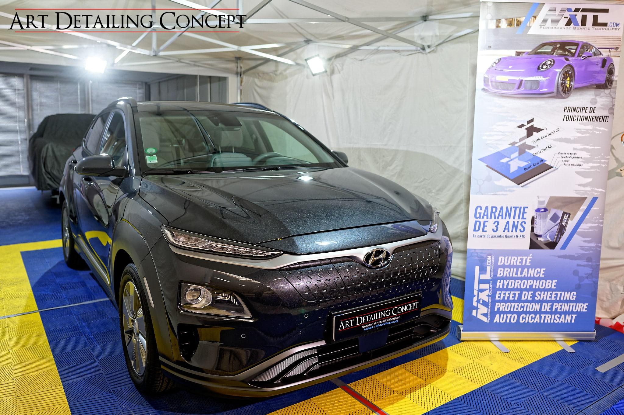 Hyundai traitement céramique