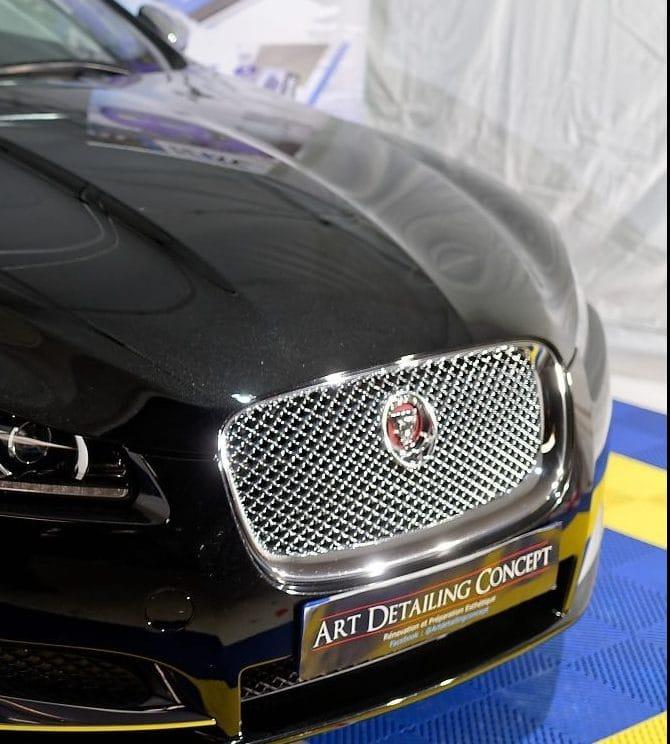 Jaguar XF céramique nxtc